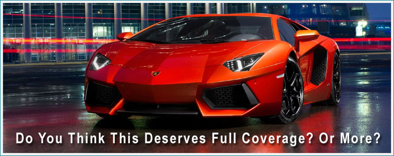 Full Coverage Auto Insurance