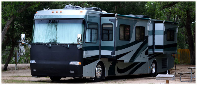 RV Insurance for Motorhomes