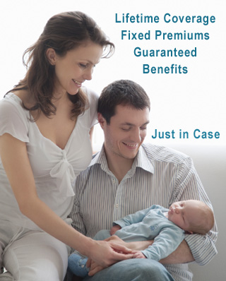 Whole Life Insurance in case