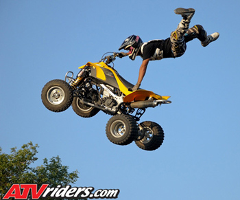 Rad ATV Jump