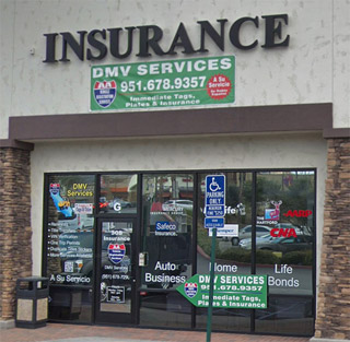 SGB Insurance Store Front