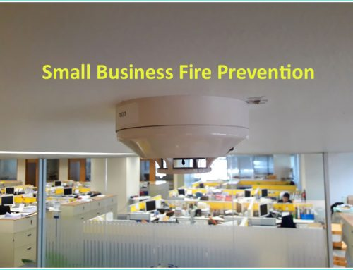 Small Business Fire Prevention – Back to the Basics