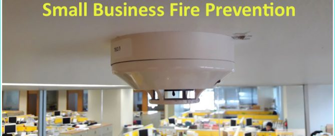 Small Business Fire Prevention