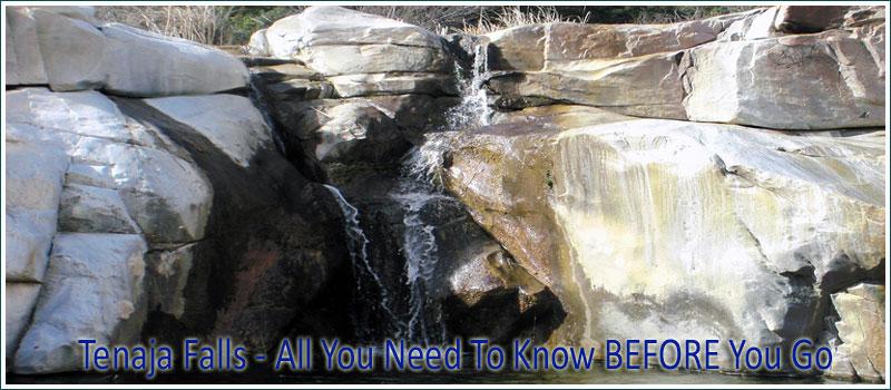 Tenaja Falls Murrieta