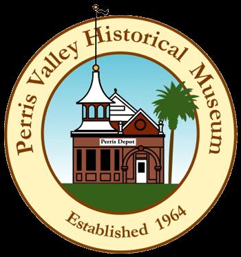 Perris Valley Historical Museum seal
