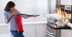 Fire Extinguishers in Murrieta Homes