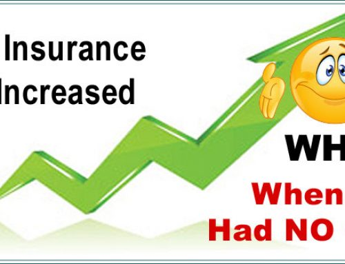 Auto Insurance Rate Increase But No Claims?