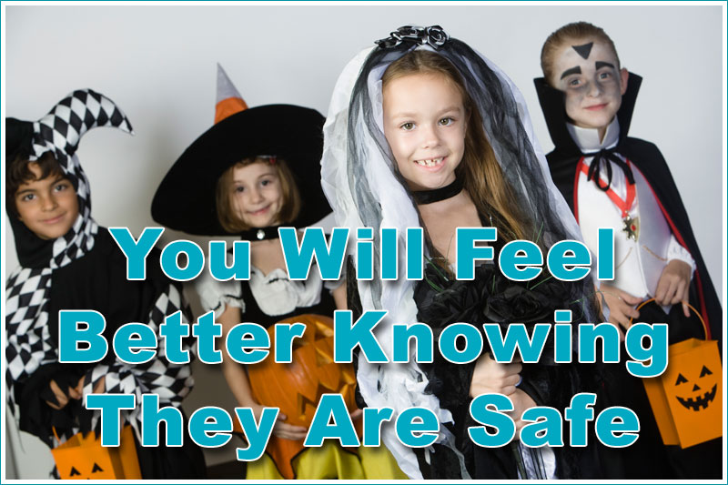 halloween child safety