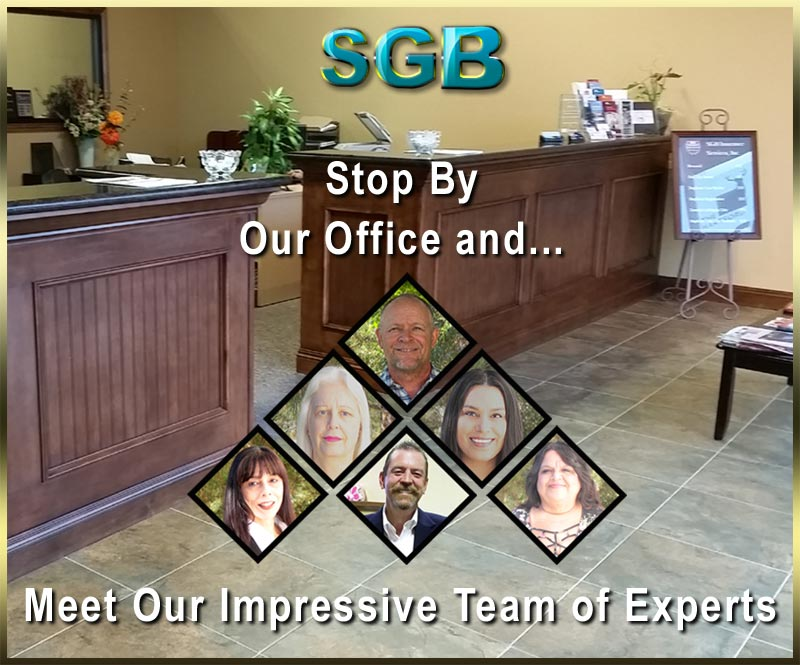 Insurance Agents at SGB for Murrieta, CA