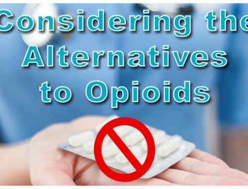Opioids – Pain Relief Alternatives