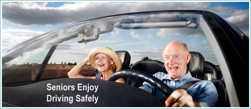 Seniors Enjoy Driving Safely