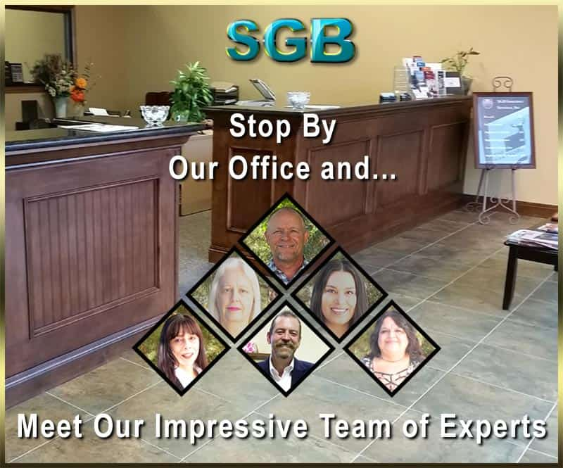Meet SGB Insurance Experts