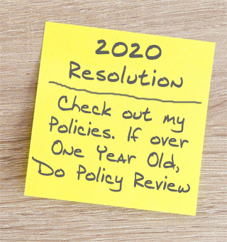 PostIt Policy Review