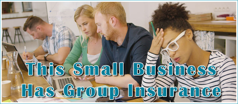 Group Insurance Employees Picture