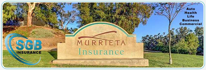 Murrieta Insurance by SGB