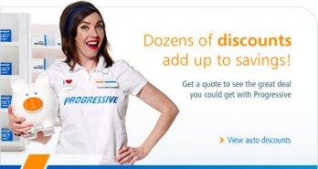 Progressive the number one auto insurer